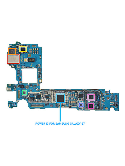Logic Board Parts | Power IC For Samsung Galaxy S7